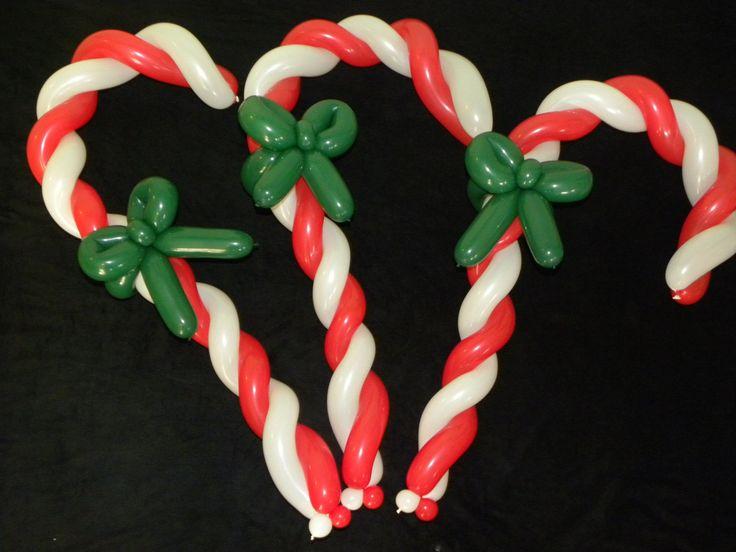 BASTON  NAVIDEÑO .- Christmas Candy Cane .