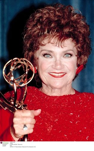 Estelle Getty won an Emmy Award in 1988 for her role as Sophia Petrillo on the The Golden Girls. She previously won a Golden Globe Award for the same role in 1985.