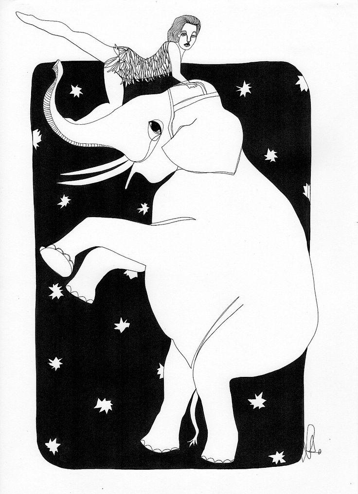 CIRCUS - Elephant