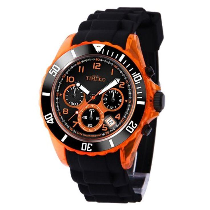 Time100 Montre quartz mode colorée multifonctionnelle dateur et chronomètre sport bracelet en silicone #W70045G.04A 2017 #2017, #Montresbracelet http://montre-luxe-homme.fr/time100-montre-quartz-mode-coloree-multifonctionnelle-dateur-et-chronometre-sport-bracelet-en-silicone-w70045g04a-2017/