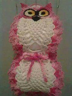 crochet para el baño - Buscar con Google