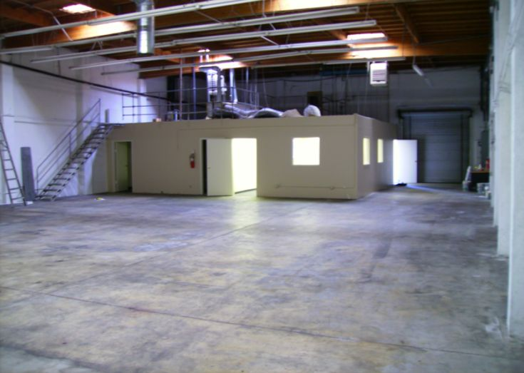 Hey Backrooms In 2021 Shed Tiny House Industrial House Warehouse Home