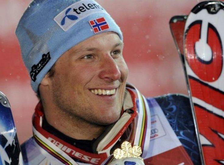 Aksel Lund Svindal ~ hello Norway!
