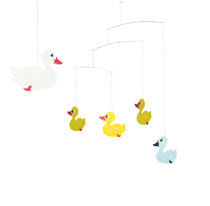 The Ugly Duckling by Flensted Mobiles
