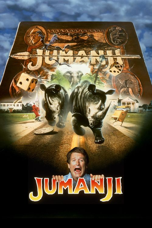 Watch Jumanji 1995 Full Movie Online Free