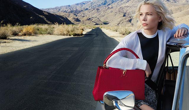 Полная версия кампании Louis Vuitton The Spirit of Travel с Алисией Викандер и Мишель Уильямс (фото 7)