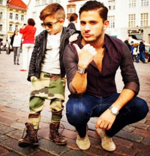 1000  images about Style on Pinterest | My boys, Combat boots and Kid