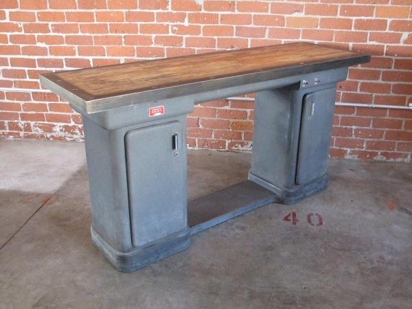 Metal Cabinets To Desk Furniture Pinterest