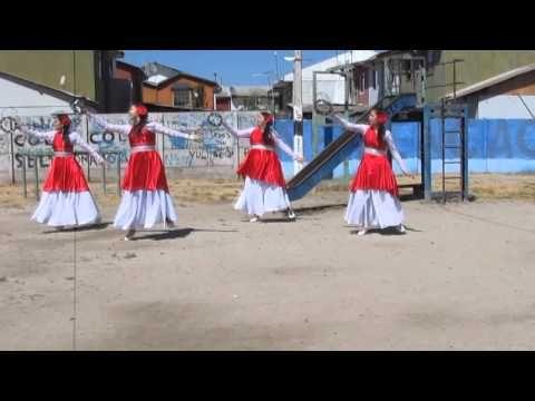 Danza : Mi Dios es alegre-  Ministerio danza Bet-el - YouTube