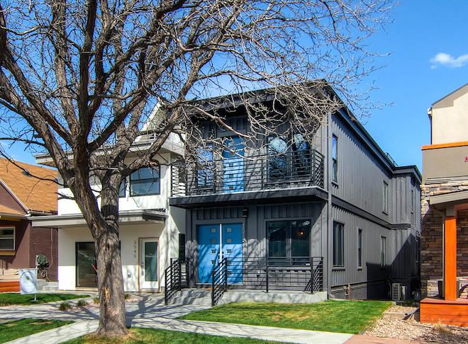 Ultra-Luxe Shipping Container Home in Denver Wants $749K - House of the Day - Curbed National