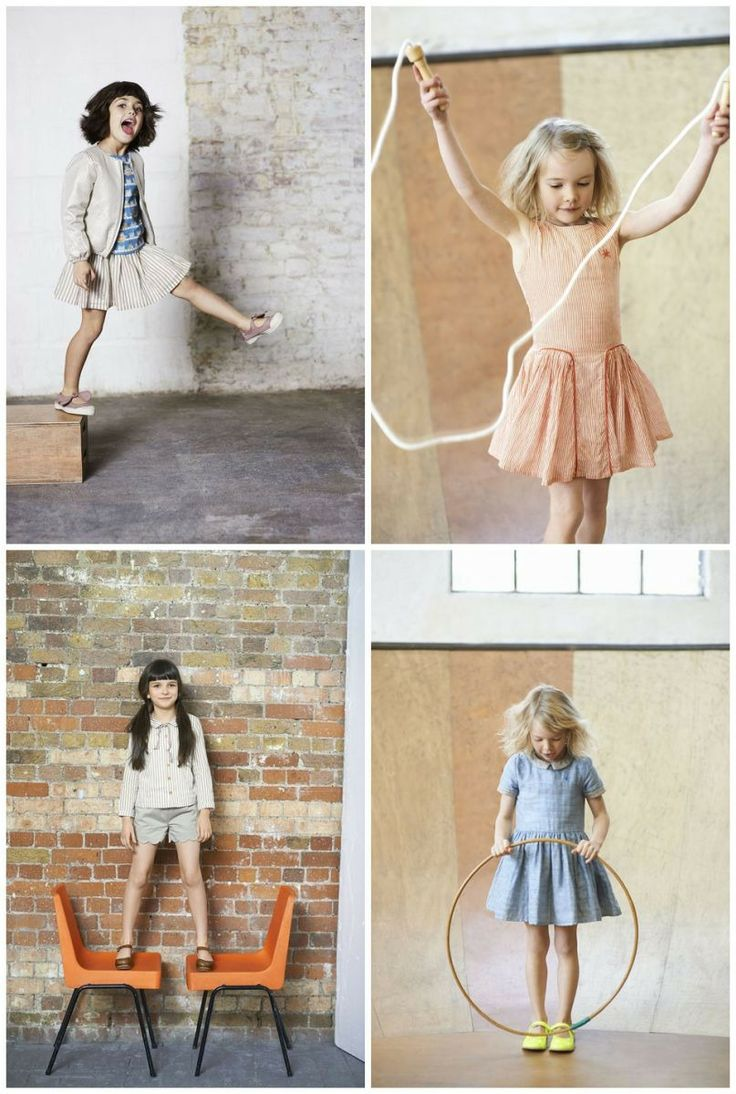 Stylish children apparel from London by No added sugar.