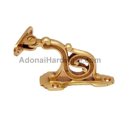 Choosing a right home hardware store online is the first point that you must keep in mind if you're going to renovate your home. Adonai Hardware has come with an enormous collection of mesmerizing solid brass handrail bracket to choose from even with least price tags.