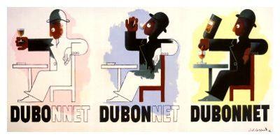 'Dubo - Dubon - Dubonnet', 1932 (Poster)