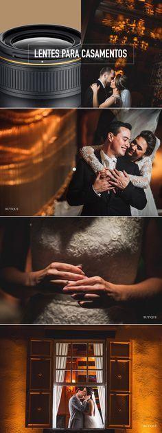 Como escolher sua lente para fotografar Casamentos Objetivas para Fotografia de Casamento