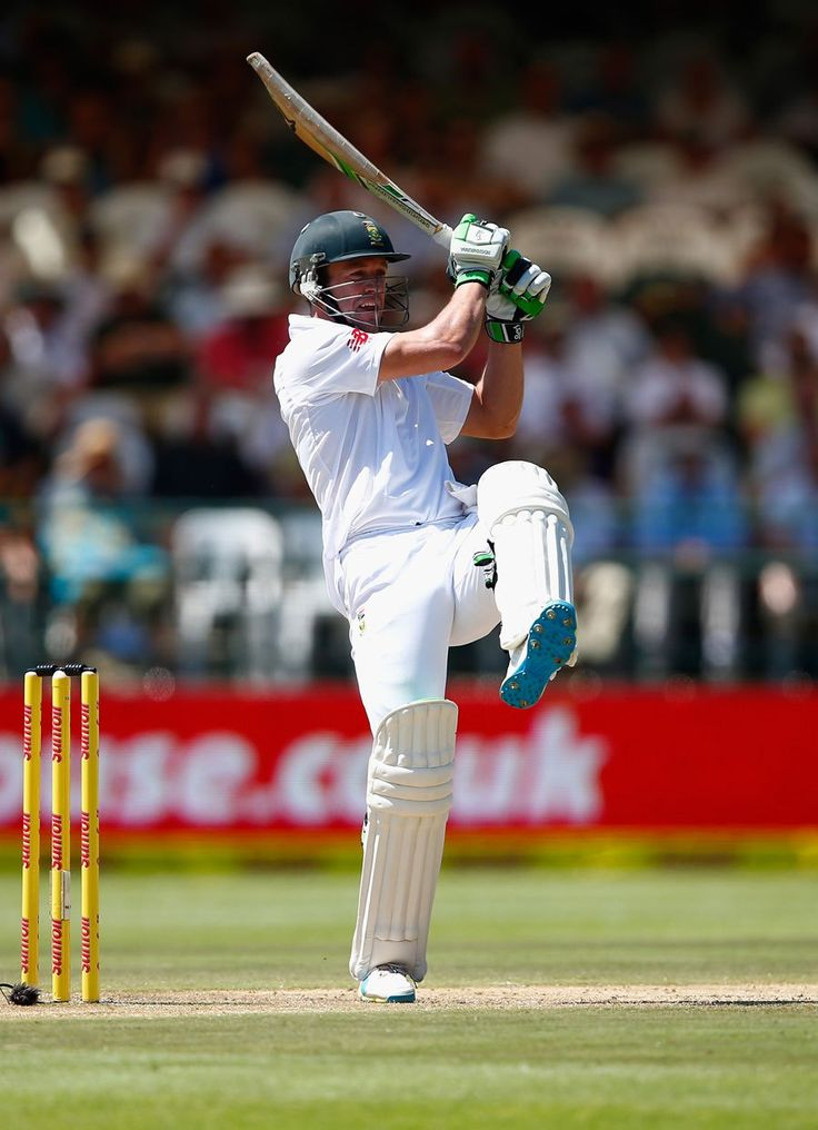 AB de Villiers 8000 Runs in Test cricket