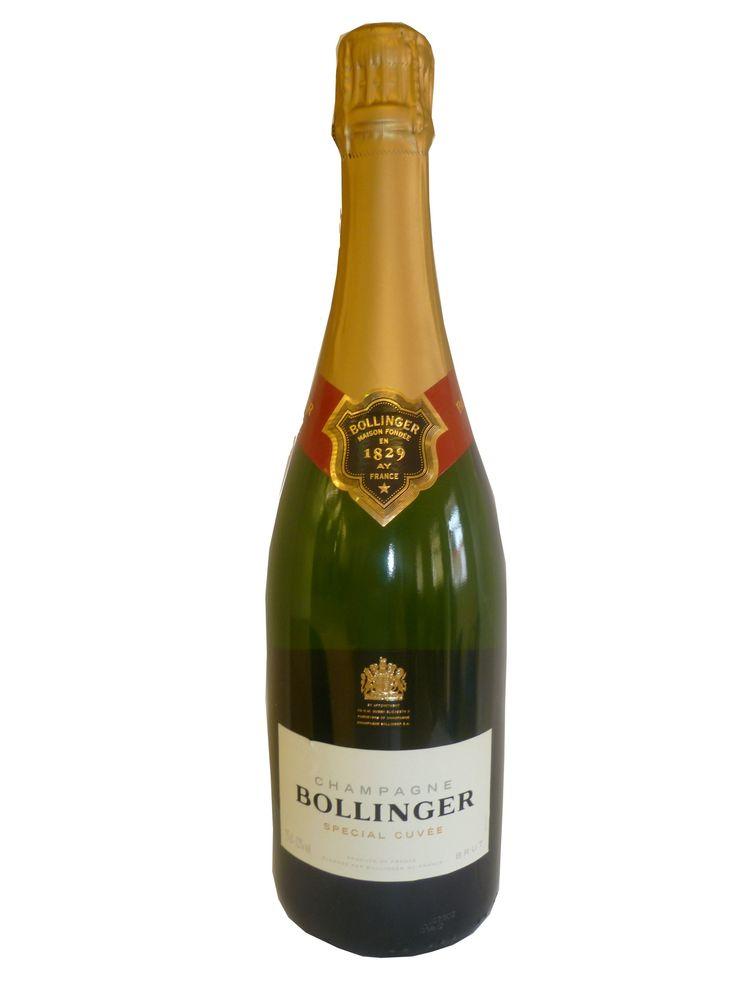Bollinger Special Cuvee Brut Champagne #KingsFineFood
