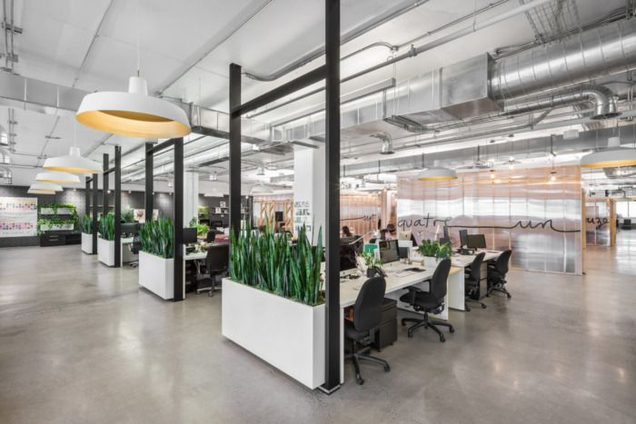 Office Tour Attraction Media Offices Montreal With Images