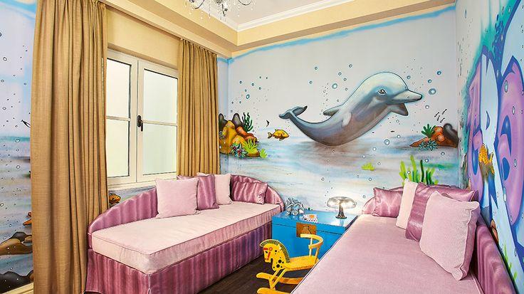 Οικογενειακά Δωμάτια με Graffiti στην Αθήνα | Pallas Athena Boutique Ξενοδοχείο #grecotelpallasathena
