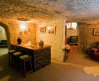 Coober Pedy, Australia  coolest underground travel spots