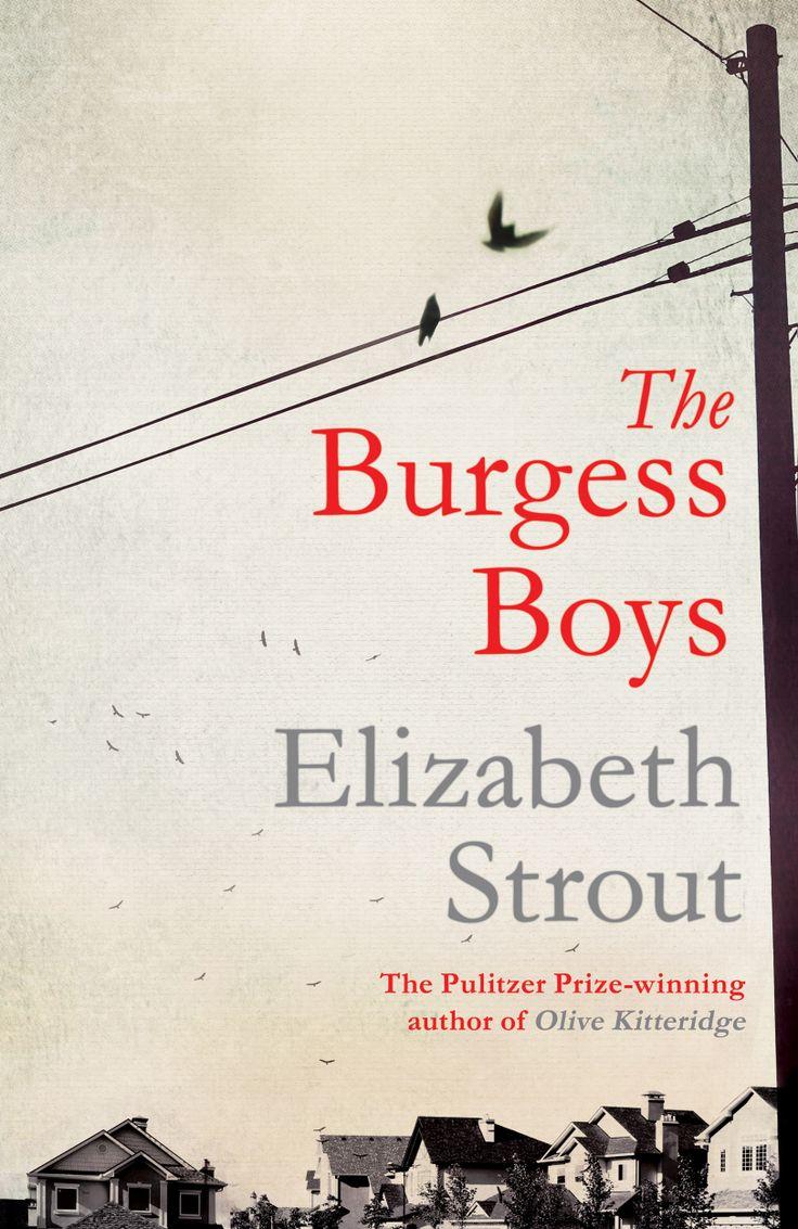 Fan favourite: The Burgess Boys by Elizabeth Strout.