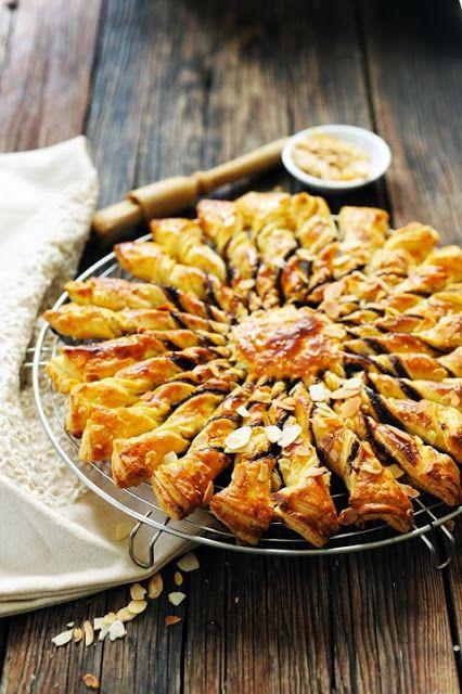 Et si les tartes soleil passaient au salé ? Tarte soleil et tapenade parce que j'veux du soleil !!!