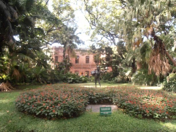 Botanical Garden, Buenos Aires, Argentina – free entrance