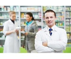 Store managers required for pharmaceutical company