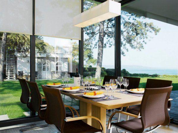 Modern Dining by Zsuzsanna Krebsz Interior Designer, Hungary