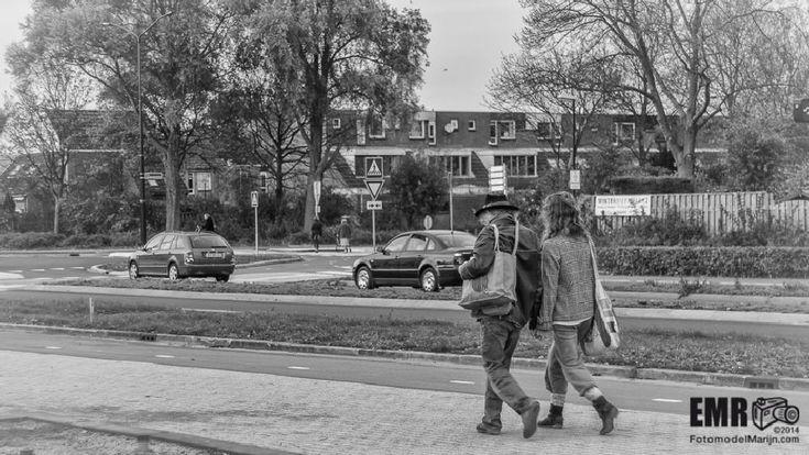 On the street in the Netherlands  by EMR Photography www.fotomodelmarijn.com