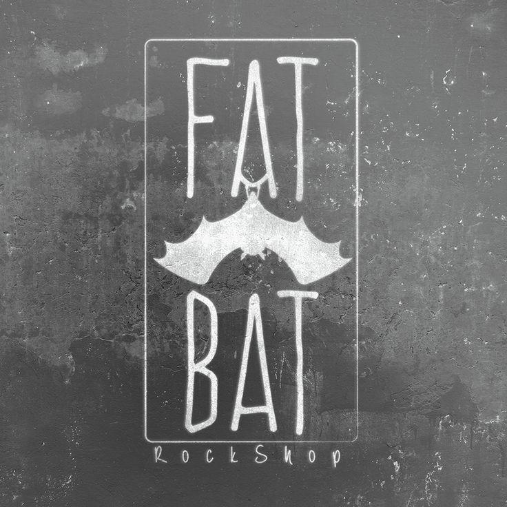 FATBAT LOGO www.fatbatrockshop.hu