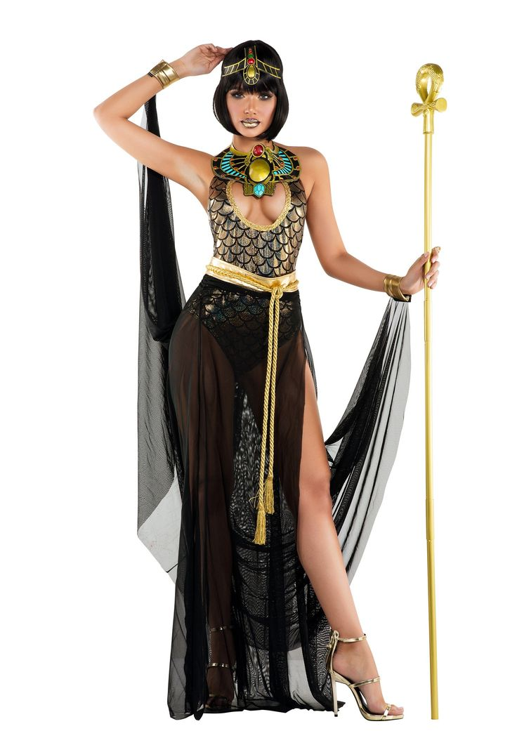 Women's Sexy Cleo Costume | Costumes and Egyptian costume