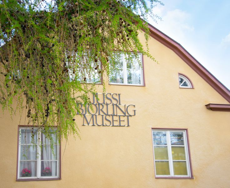 Jussi Björling musset