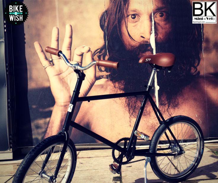 Custom city bike BK  info: lisboa@bikeawish.com