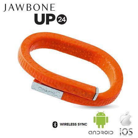 Jawbone Up24 überwacht Ihre Fitness und Gesundheitswerte mit dem Fitness Armband. Messen Sie Ihre Fitness Fortschritte, Schlafgewohnheiten, Ernährung und Bewegung mit der UP App für iOS und Android Geräte. http://www.mobilefun.de/44856-jawbone-up24-activity-tracking-bluetooth-fitness-armband-persimmon-l.htm?referer=PI