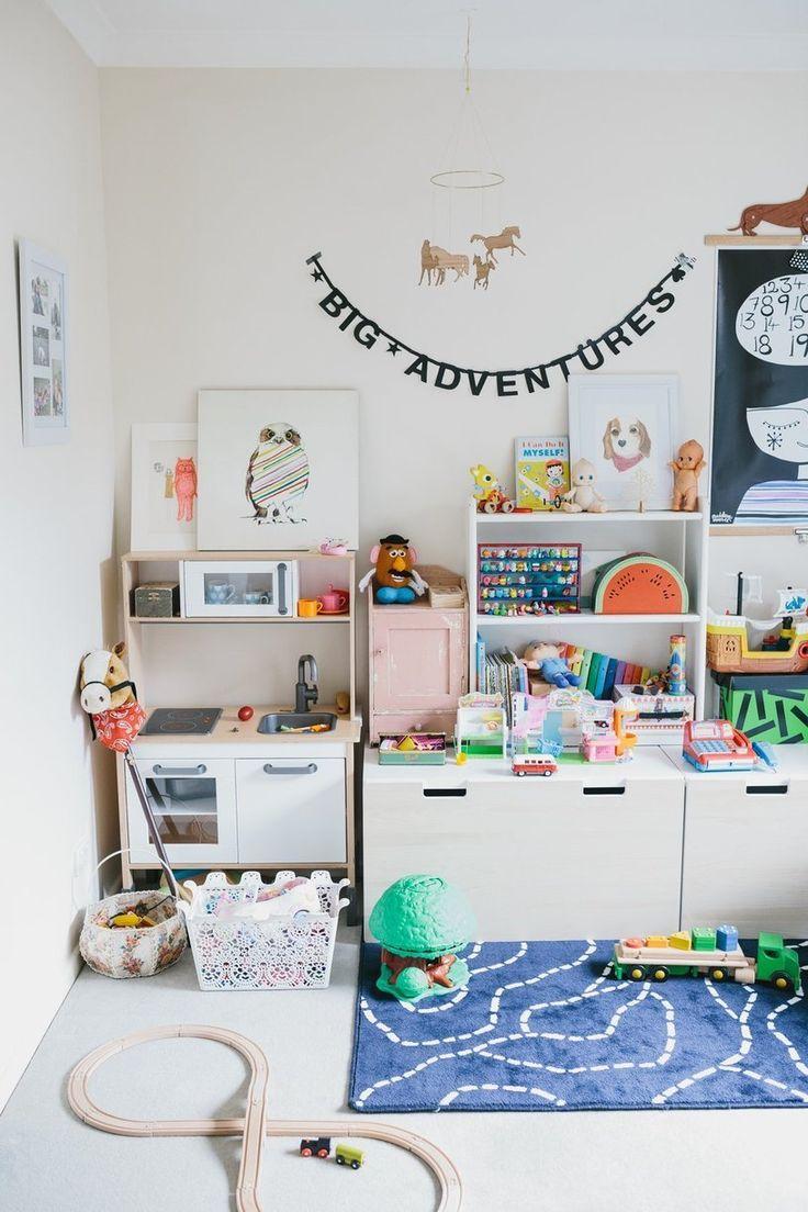 136 best IKEA - DUKTIG Play kitchen images on Pinterest | Child room ...