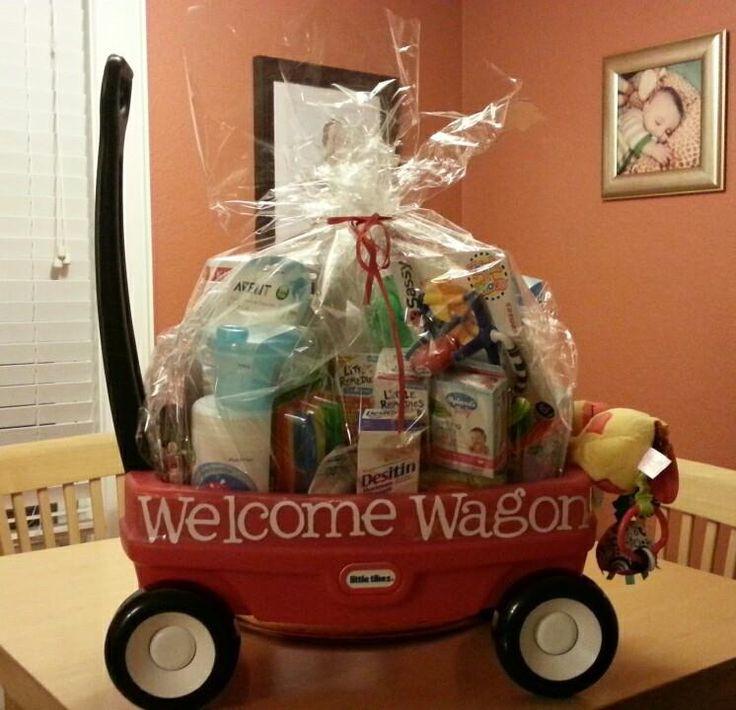 Baby Shower Welcome Wagon | The Wagon