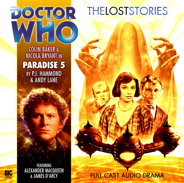 To purchase Paradise 5 from Big Finish…