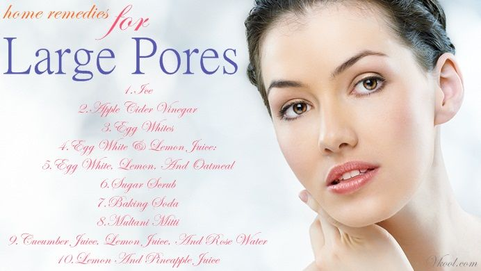 13 Effective Natural Home Remedies For Large Pores On Face & Body