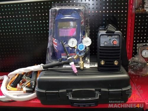 New Unimig Arc Welders for sale - Arc 170 Package - $599*