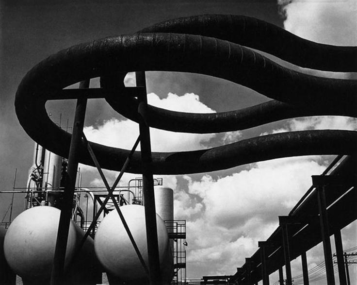 """Veins of the City"" by Edward Weston"