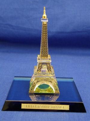 NEW CRYSTAL  Eiffel Tower, France  www.tigecrystalgifts.com
