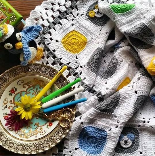 Crochet & Blanket & Babyblanket