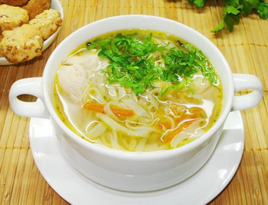 Суп-лапша с курицей - Подборка новых и традиционных кулинарных