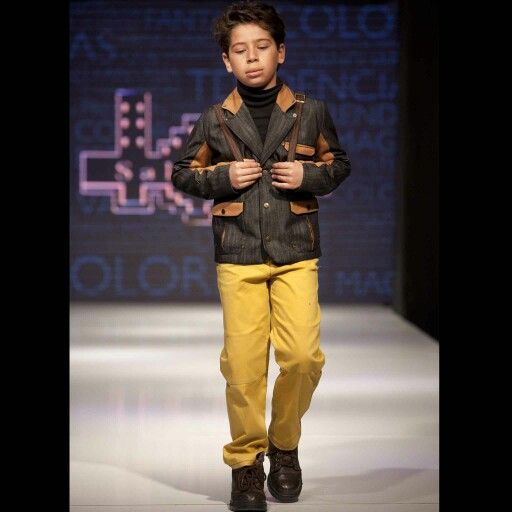 Chile Fashion Kids Catwalk Manuel Salvador