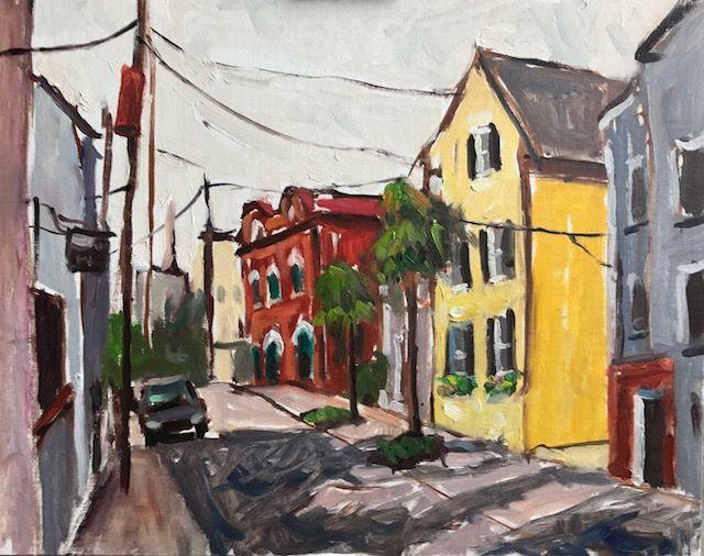 Charleston, SC Wentworth Street