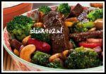 Koolhydraatarm wokgerecht Beef Broccoli Makkelijk wokgerecht met broccoli en biefstuk. Je kunt het uiteraard ook met reepjes kip maken. Wokken is op hoog vuur in een grote wokpan je groenten en vlees bakken en overgieten met een smaakvolle saus die snel inkookt om de smaak te behouden. Broccoli is een hele gezonde groente, die je zeker kan helpen met het afvallen. Wanneer jij wilt afvallen, is het dan ook raadzaam om regelmatig broccoli te eten. …