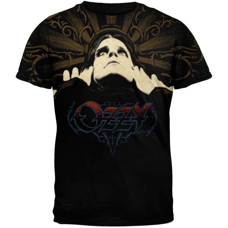 Ozzy Osbourne - Iron Man Soft T-Shirt