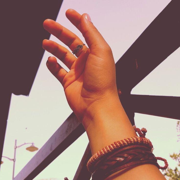 İstemek ve fazlası #hand