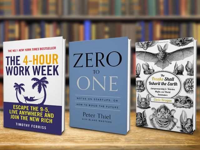 James Altucher's Ultimate Book Giveaway – win over 25 free books!