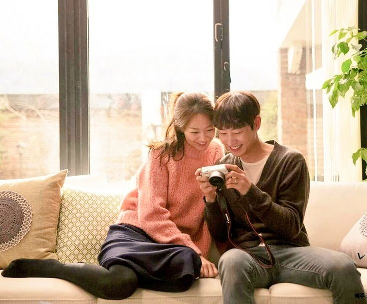 """Tomorrow With You on Twitter: """"Omo! Never ending sweetness from this two ❤ #TomorrowWithYou #내일그대와 #이재혼 #LeeJeHoon #YooSoJoon #신민아 #ShinMinA #MaRin #TVN #Kdrama #BTS https://t.co/oW6DLp8wLu"""""""